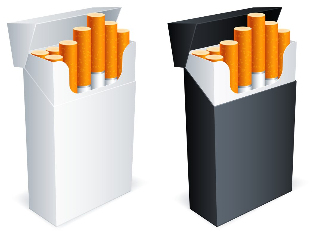 Cigarette box drawing tumblr
