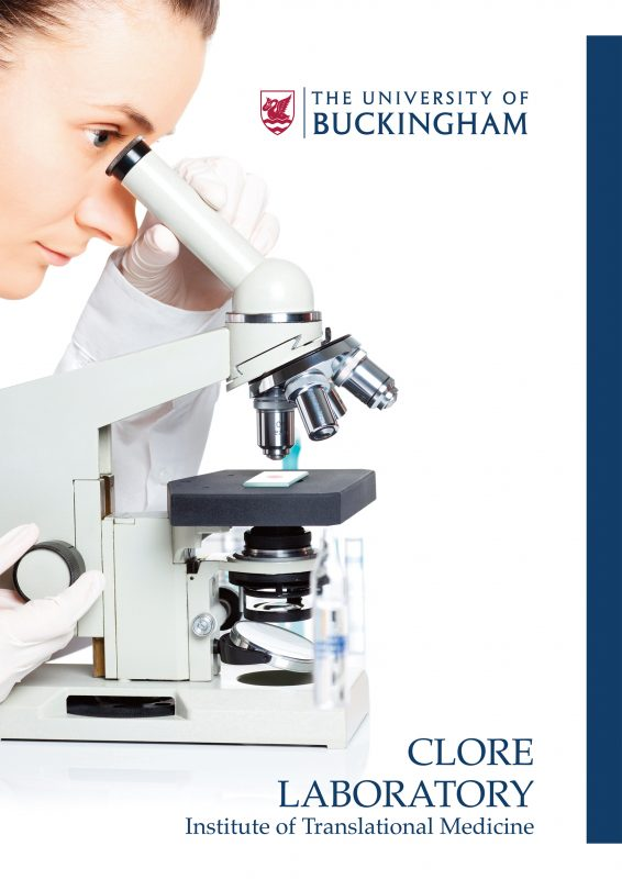 Clore Laboratory - University of Buckingham eBook