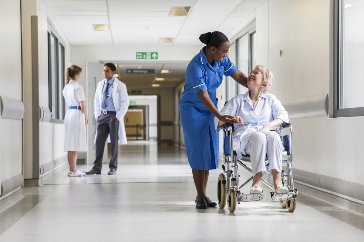 nhs culture and the quality of patient care Culture of care' barometer report to nhs england on the development and  validation of an  that have cast the spotlight on the quality of care patients.