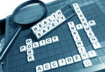 Behaviour at work influences health and safety