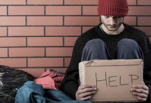 According to new research, official figures do not paint a true picture of the number of people at risk of homelessness...