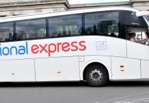National Express pledges living wage for UK workers
