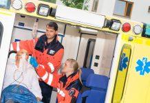 Paramedics suffer 'dangerously high' stress levels