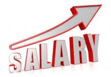Starting pay in Scotland rises