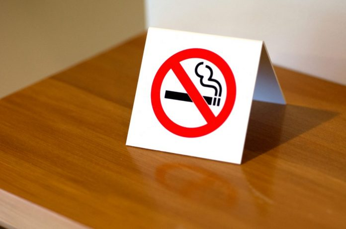 Smoking ban spares children serious illness
