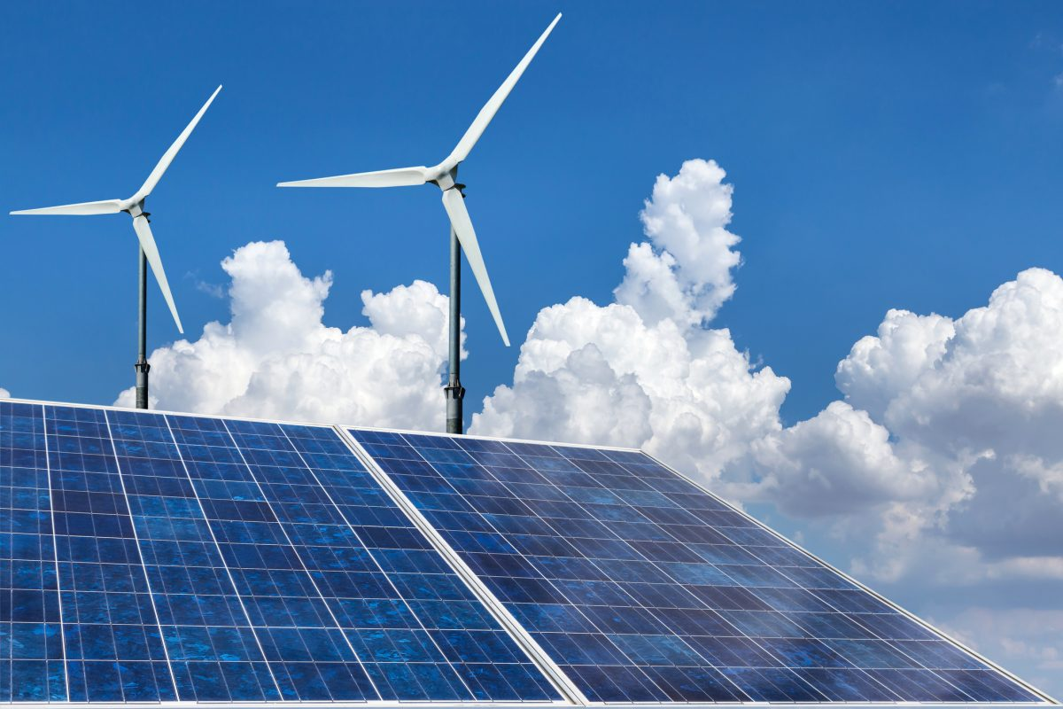 Renewable energy investment sees record year