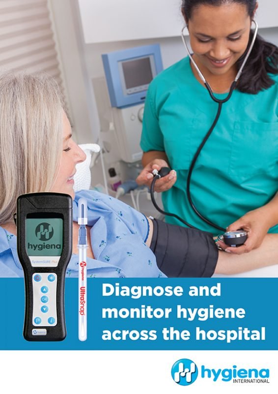 Monitoring hygiene Hygiena ebook
