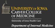 Department of Internal Medicine-University of Iowa College of Medicine