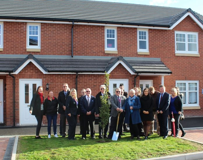 Wrexham car park makes way to 12 new affordable homes