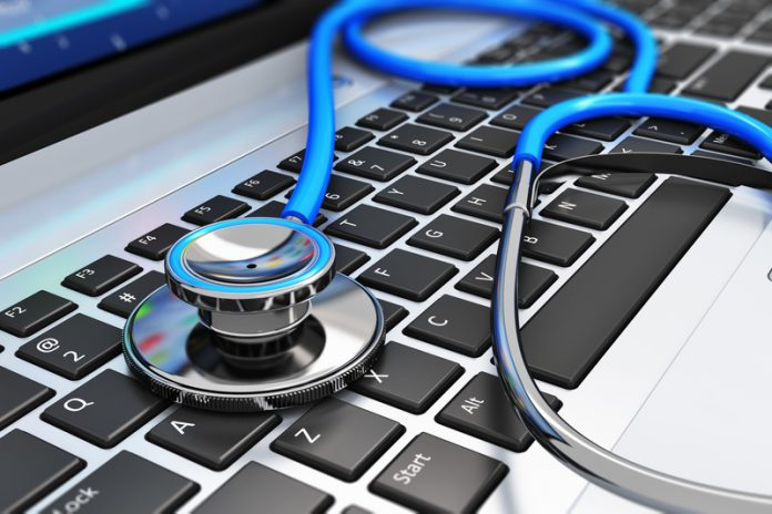 transferability of health information on laptop