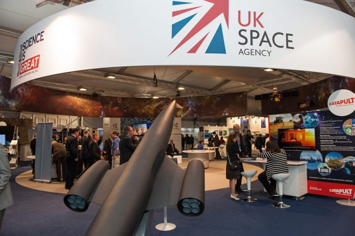 UK space industry
