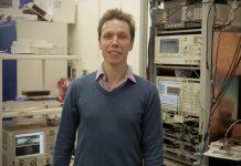 Quantum technology researcher Takis Kontos