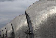 Flood defence money Thames barrier