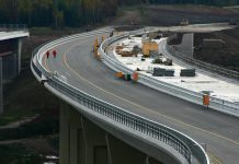 Germany's Federal Transport Infrastructure Plan 2030 autobahn building