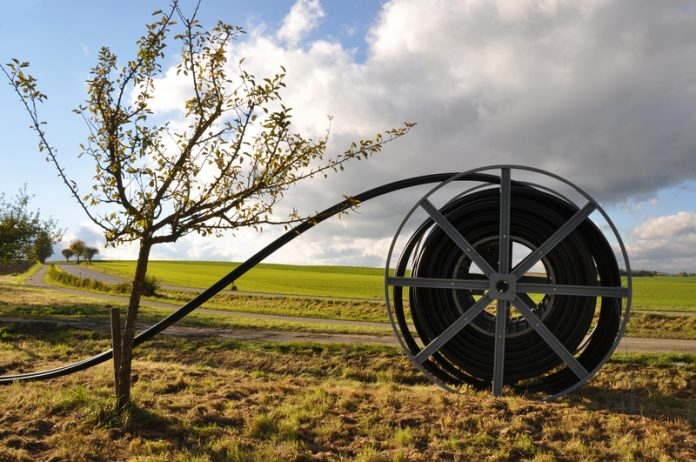 Superfast broadband rollout rural areas