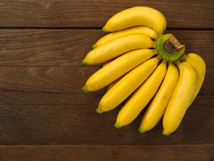 banana supply UK