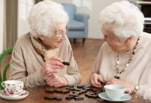 reducing loneliness in older people friends