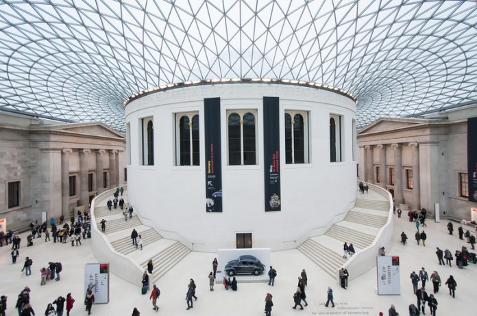 Uk arts and culture British Museum