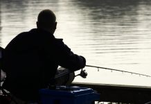 waste and fishing offences angler