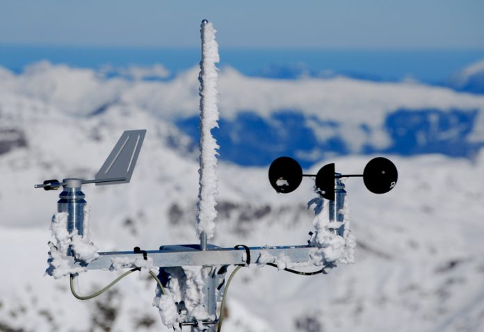 climate services market weather monitoring station