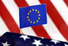 EU US flags horizon 2020 opportunities