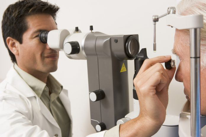 sight test for low vision