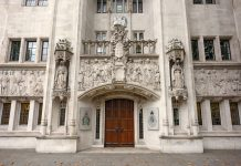 Public sector pension case Supreme Court ruling