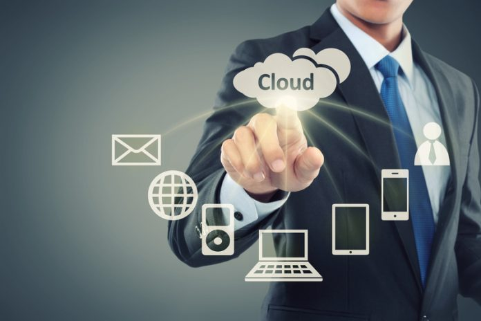 Cloud is first and it's native to the public sector already
