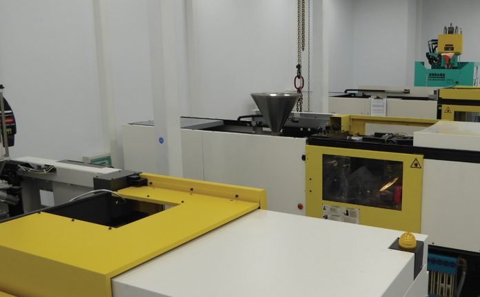 irish micro mouldings cleanroom