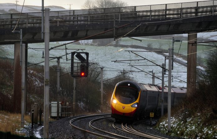 northern powerhouse rail