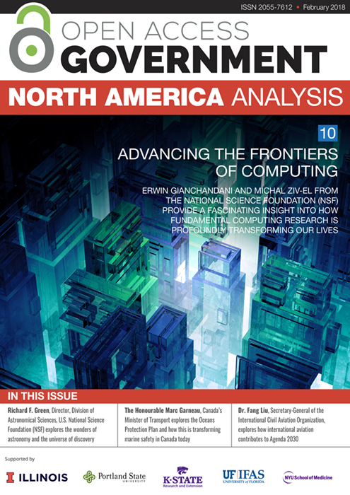 Open Access Government: North America Analysis