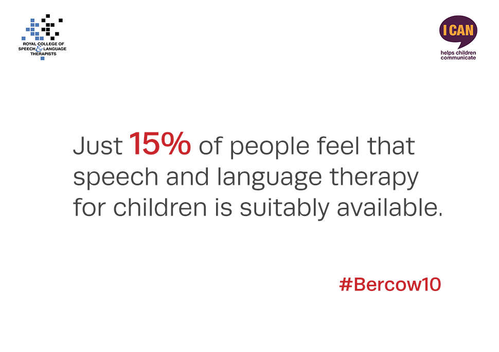 Bercow: Ten Years On: The experiences of children and young people ...