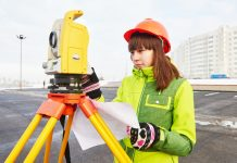 female surveyors
