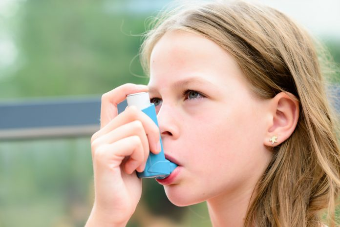 asthma flare-ups