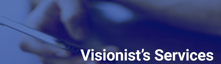 Visionist's Services for Digital Transformation