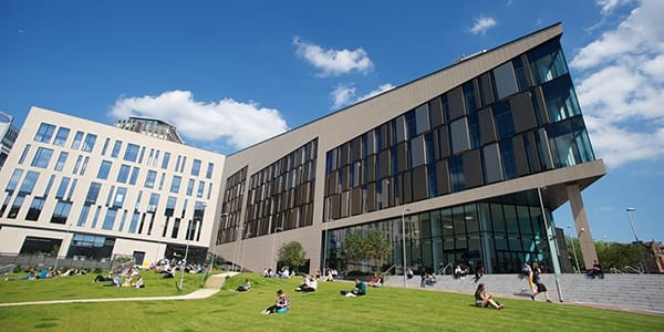 The Technology and Innovation Centre at the University of Strathclyde, Glasgow.