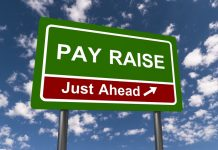 pay rise
