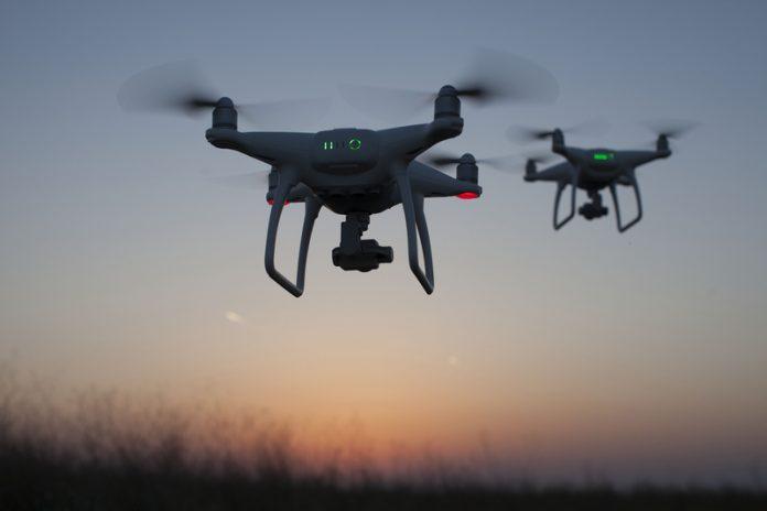 blockchain-enabled drones