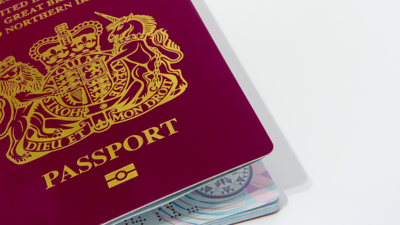 Why security is the most important part of the passport