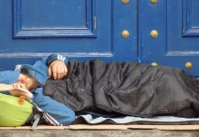 rough sleeping
