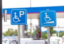disabled road users