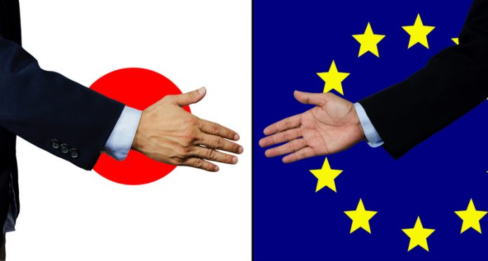 eu and japan