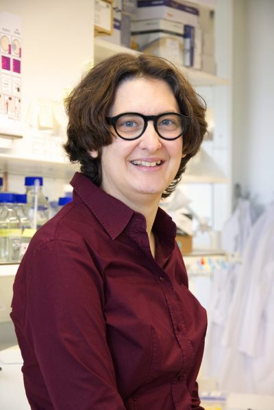 Regina Fluhrer, professor of Biochemistry at the Biomedical Center of the Ludwig Maximilians University (LMU) and at the German Center for Neurodegenerative Diseases (DZNE) in Munich, Germany