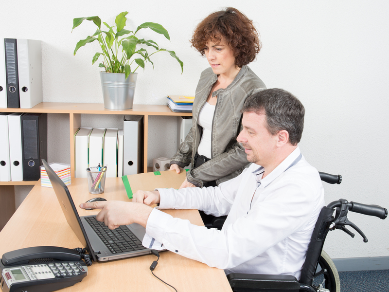 Disability made top priority by UK employees over age and gender