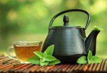 healthy ingredients, tea