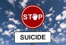 suicide prevention, cross-government