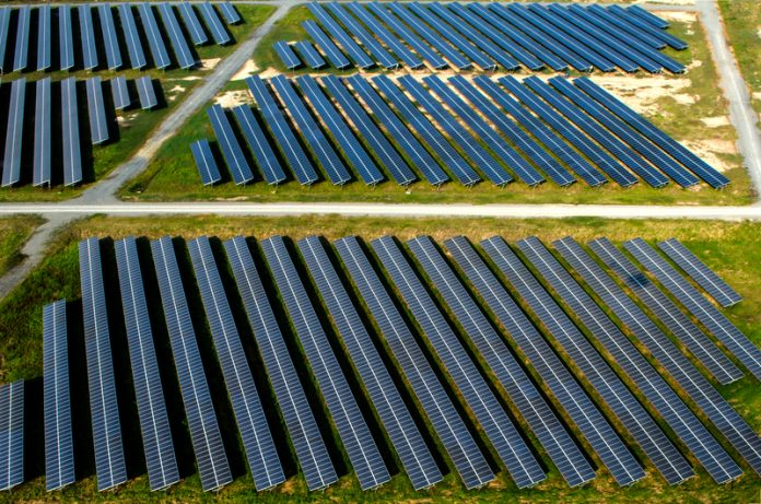 solar energy farms, renewable energy, solar energy, coal