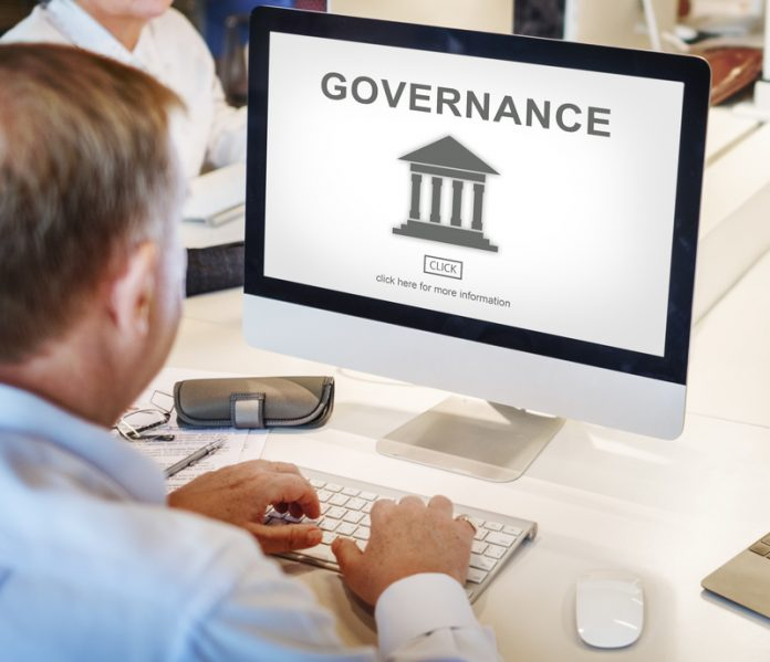 government IT divide