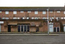empty housing