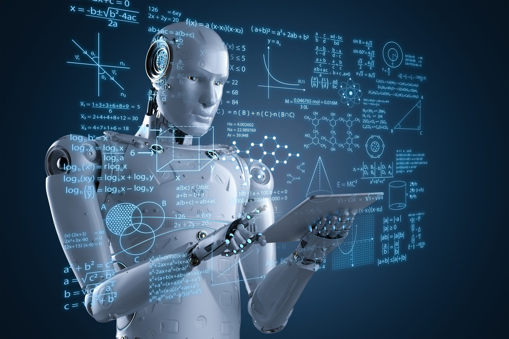 What impact will AI have on the world of business?